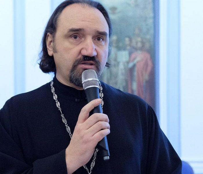 Протоиерей Максим Плетнёв - руководитель Программы помощи зависимым «ФАВОР»